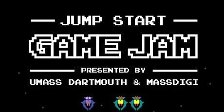 Jump Start Game Jam biglietti