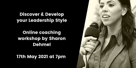 Discover your leadership style tickets