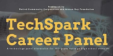 UCC - Arman Roy Foundation TechSpark Career Panel tickets