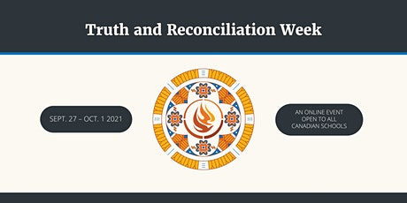 Truth and Reconciliation Week tickets