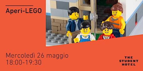 Aperi-LEGO biglietti