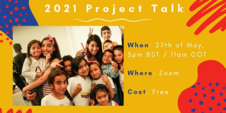Children Change Colombia's Annual Project Talk tickets