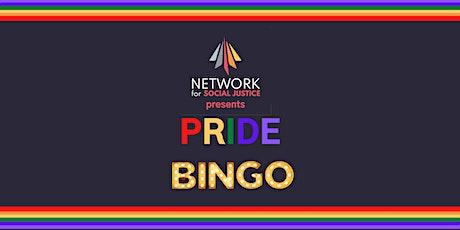 Pride Bingo tickets