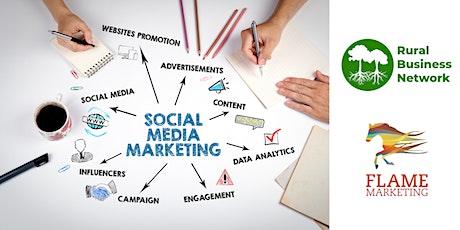 Social media marketing – where should I start? bilhetes
