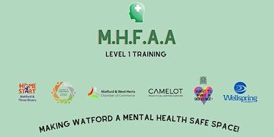 Mental Health First Aid Awareness Training