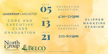 Core and Executive Class Graduation tickets