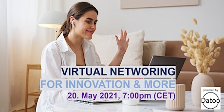 Virtual Networking for Innovation & More tickets