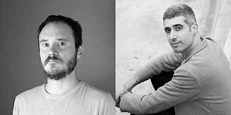 Finestres - Lectura en veu alta amb  Borja Bagunyà i Víctor García Tur entradas