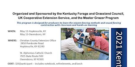 Kentucky Fencing Schools Spring Hopkinsville KY tickets