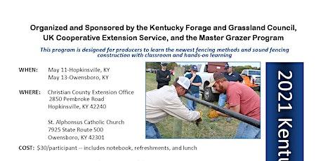 Kentucky Fencing Schools Spring Owensboro KY tickets