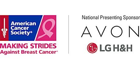 Making Strides Against Breast Cancer of Baltimore 5k walk tickets