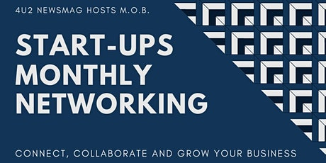 Start-ups Monthly Networking - Haringey and North London tickets