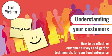 Understanding your customers: how to do effective customer surveys tickets