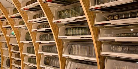 Assembling the Sloane Herbarium - An online talk tickets