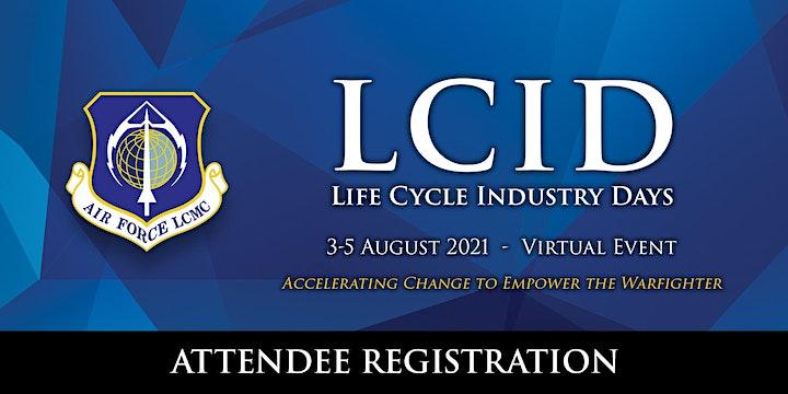 AFLCMC Life Cycle Industry Days (LCID) image