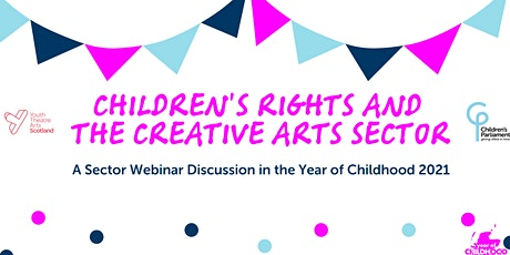 Children's Rights and the Creative Arts Sector tickets