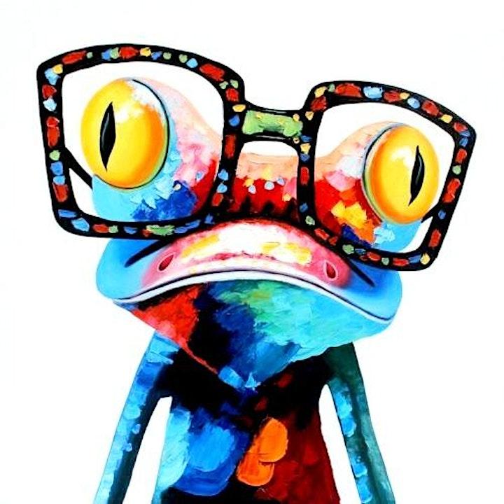 Pop Art Paint Along for Kids image