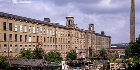 A Virtual Tour of Saltaire, Victorian model town tickets