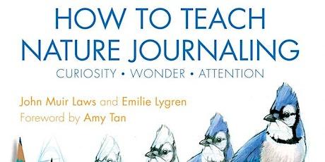 Wild Wonder Nature Journaling Teachers Conference tickets