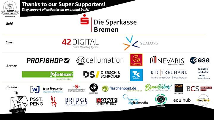 Bremen Startups  NetworKings & -Queens: Bild