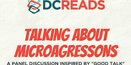 Talking about Microagressions - A Conversation for Asian American Pacific I tickets