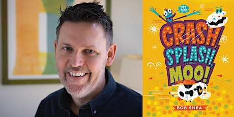 An Afternoon with Author and Illustrator Bob Shea tickets