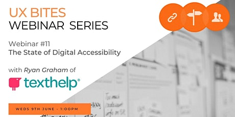 UX Bites by Fathom: The state of digital accessibility tickets