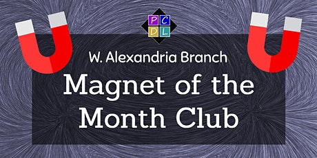 Magnet of the Month Club tickets