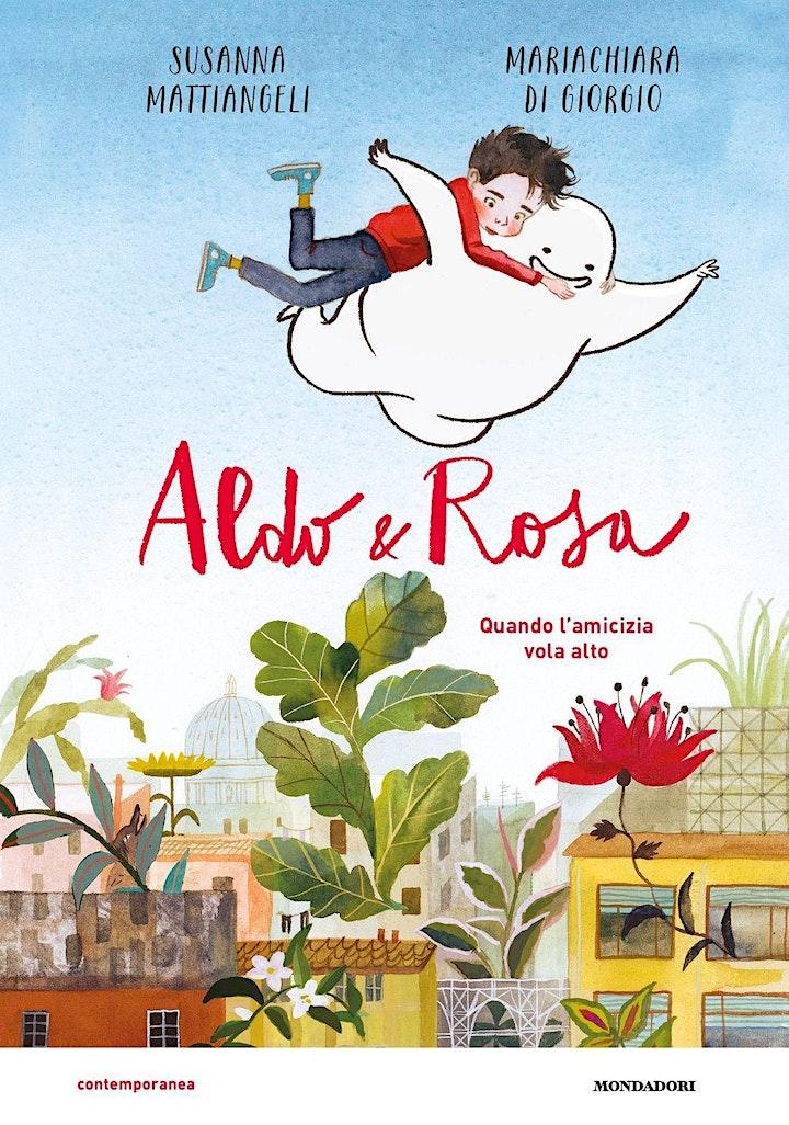 Immagine Aldo, Rosa e gli invisibili