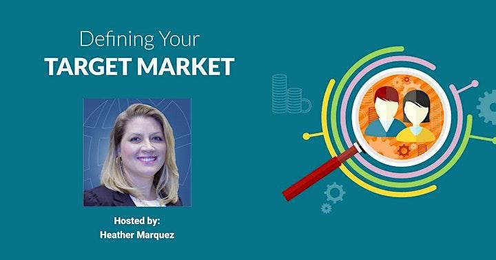 Defining Your Target Market image