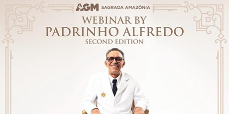 Webinar by Padrinho Alfredo - Second Edition ingressos