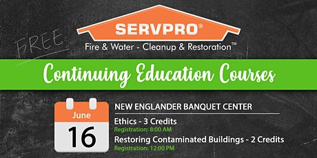 Continuing Education Classes tickets