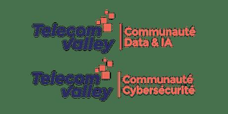 Webinaire communautés Data & IA / Cybersécurité - 25 mai2021 billets