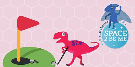 Mr Mulligan's Dino Golf: Family event tickets