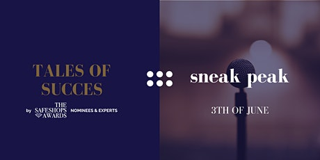 Tales of succes in e-commerce: sneak preview of The SafeShops Awards tickets