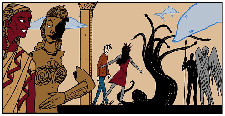 Immagine Un giorno fra gli etruschi