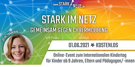 Stark im Netz- gemeinsam gegen Cybermobbing mit Si Tickets