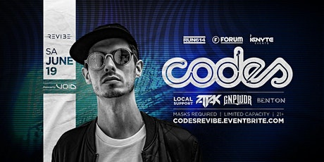 CODES presented by REVIBE AT FORUM tickets