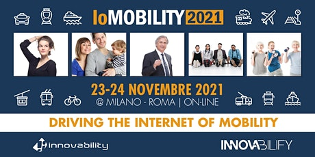 IoMOBILITY | CONFERENCE, REVERSE EXPO & AWARDS tickets