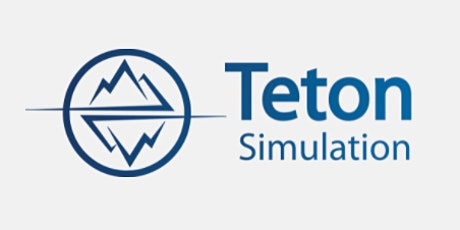 Teton Simulation Software - Introduction Webinar  (Industry) tickets