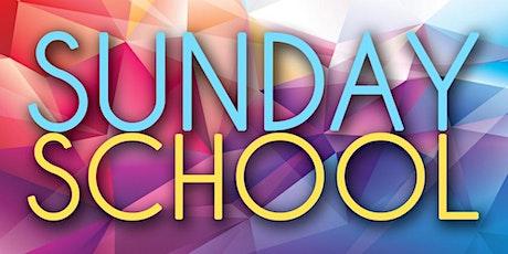 Sunday School FBC Olds, tickets