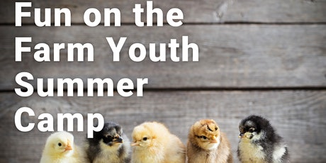 Fun on the Farm Youth Camp tickets