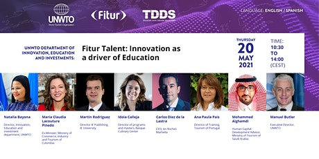 FITUR Talent: Innovation as a Driver of Education (Streaming) entradas