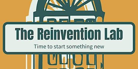 The Reinvention Lab tickets