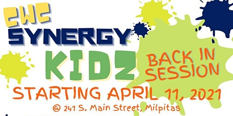 Synergy Kidz (11AM) Service (Ages 6-11 or Grades 1st-6th) tickets