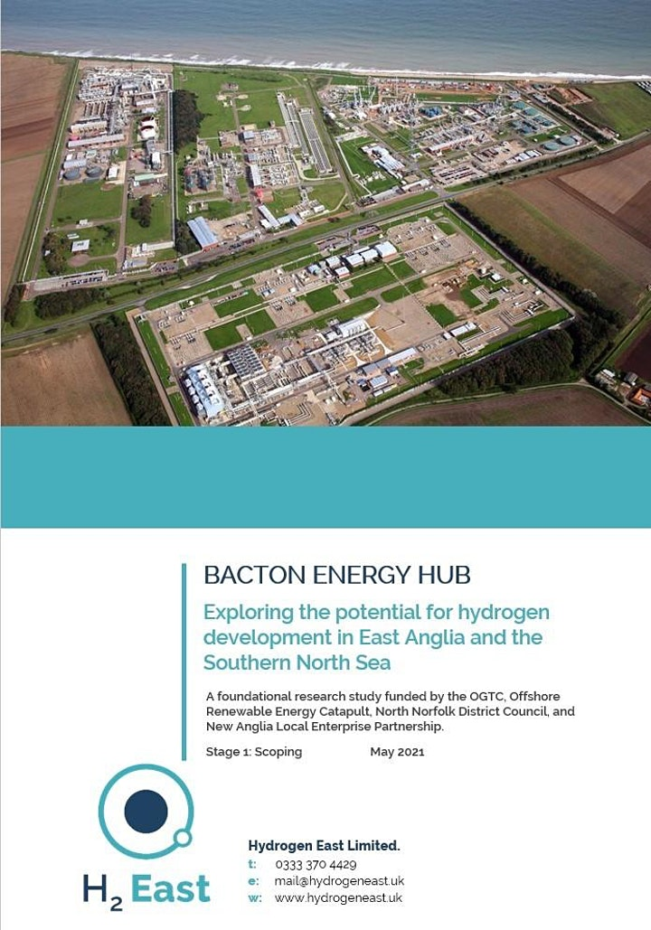 Hydrogen East - Bacton Energy Hub scoping report image