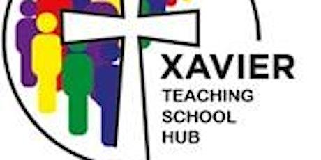 Xavier Teaching School Hub - Early Career Framework webinar tickets