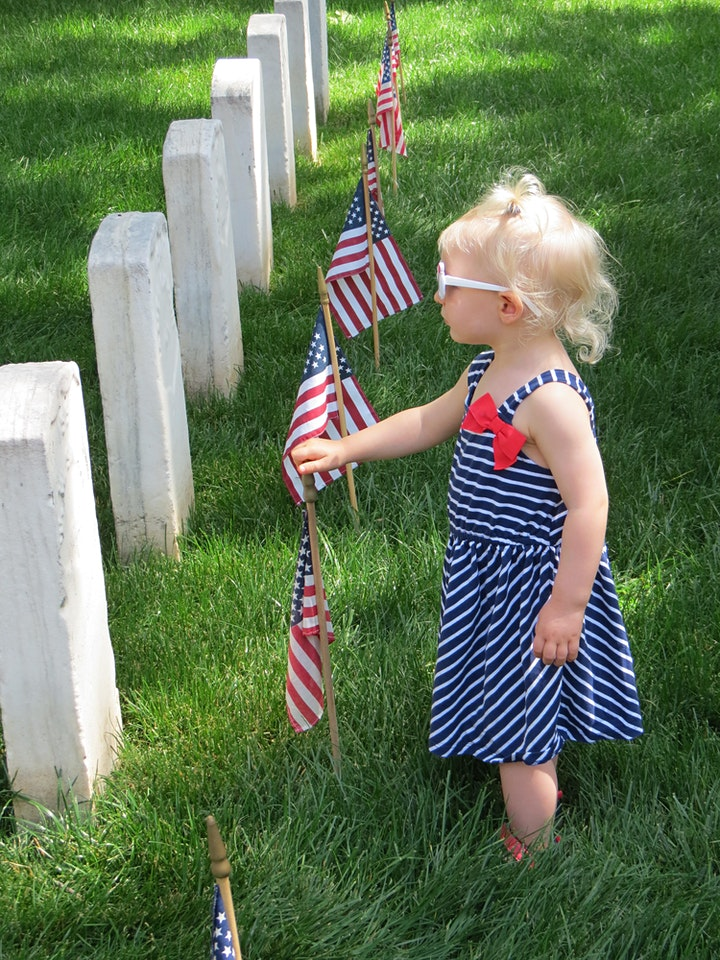 Memorial Day Tour of the Soldiers' Home National Cemetery 2021 image
