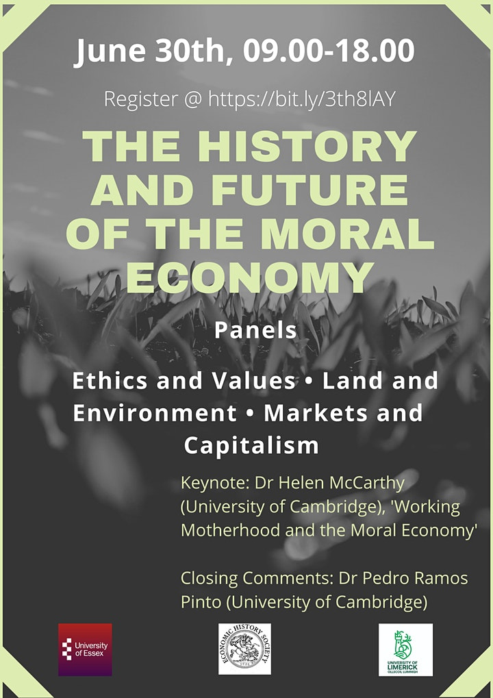 The History and Future of the Moral Economy image