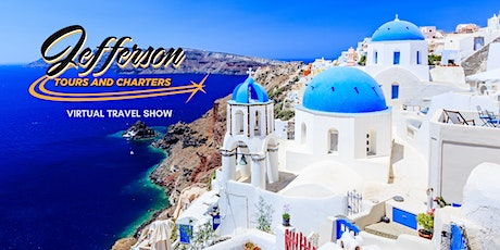 Jefferson Tours and Charters Virtual Travel Show tickets